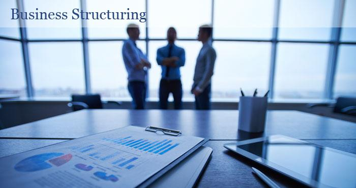 Business Sructuring