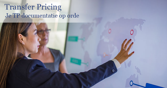 Transfer Pricing Advisory en Compliance